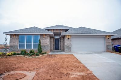 New Home for Sale in Norman, 3905 Colefax Lane