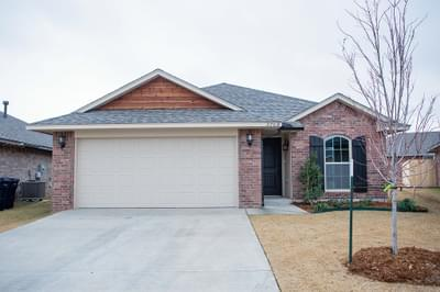 New Home for Sale in Oklahoma City, 5708 Sanabel Court
