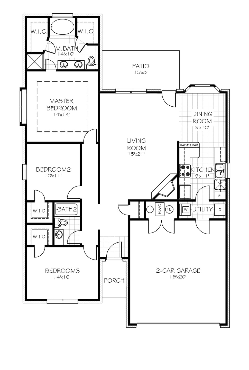 The Burkeshire Elite Oklahoma New Home From Home Creations
