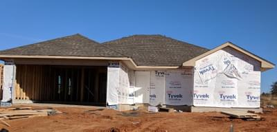 New Home for Sale in Midwest City, 2413 Snapper Lane