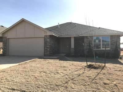 New Home for Sale in Edmond, 6516 NW 158th Street