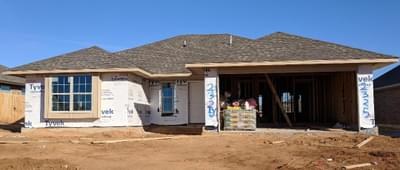 New Home for Sale in Midwest City, 2325 Snapper Lane