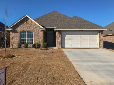 New Home for Sale in Claremore, 25384 Stonebridge Parkway