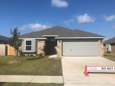 New Home for Sale in Tulsa, 14829 E 39th Place S