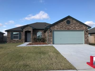 New Home for Sale in Tulsa, 14817 E 39th Place S