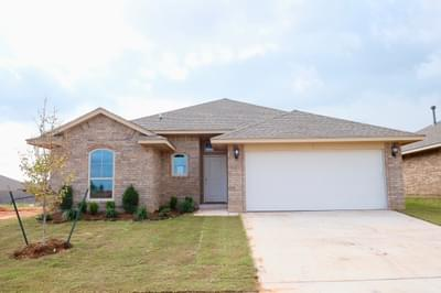 New Home for Sale in Oklahoma City, 9112 SW 47th Street