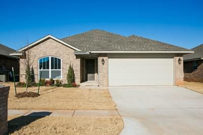 New Home for Sale in Edmond, 3029 NW 182nd Street