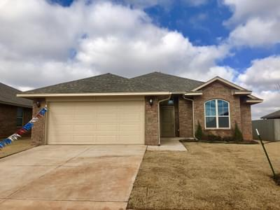 New Home for Sale in Oklahoma City, 9013 SW 48th Terrace