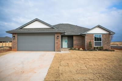 New Home for Sale in Norman, 3915 Sledmere Lane