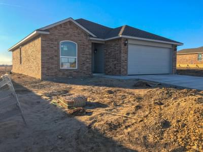 New Home for Sale in Tulsa, 3936 South 148th Place East Avenue