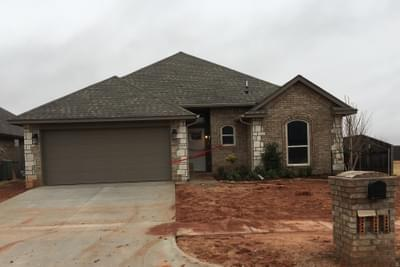 New Home for Sale in Edmond, 16101 Iron Tree Lane
