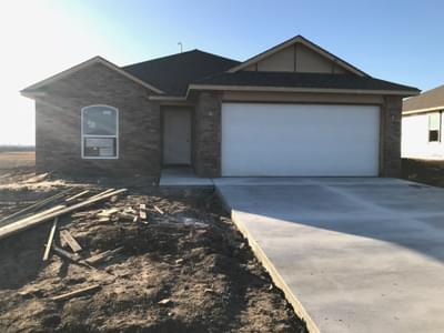 New Home for Sale in Tulsa, 3928 S 148th E Avenue