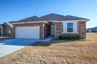 New Home for Sale in Broken Arrow, 213 S 47th Street