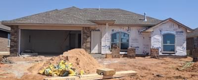 New Home for Sale in Midwest City, 2409 Snapper Lane
