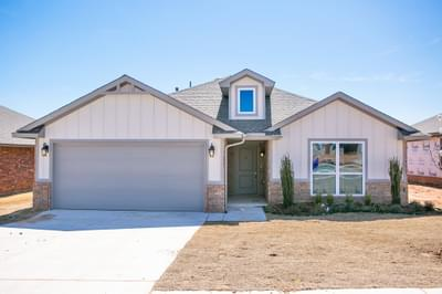 New Home for Sale in Norman, 3914 Wiltshire Drive