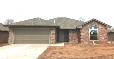 New Home for Sale in Norman, 509 Talon Drive