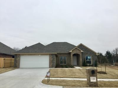 New Home for Sale in Oklahoma City, 1104 SW 138th Street