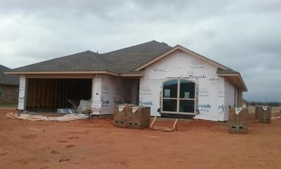 New Home for Sale in Chickasha, 912 Lazywood Drive