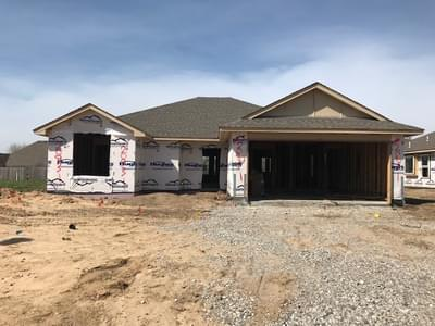 New Home for Sale in Broken Arrow, 20931 E 40th Place S