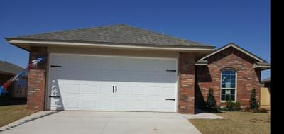 New Home for Sale in Yukon, 1117 Laurel Creek Drive