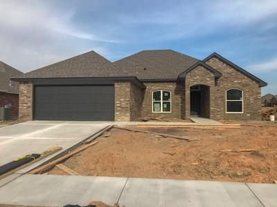 New Home for Sale in Broken Arrow, 113 South 47th Street