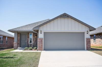 New Home for Sale in Oklahoma City, 4713 Pyrope Lane
