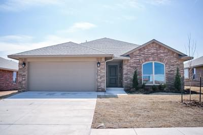 New Home for Sale in Oklahoma City, 9024 SW 48th Terrace