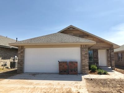 New Home for Sale in Yukon, 10716 SW 30th Street