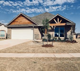 New Home for Sale in Piedmont, 13800 Grazing Meadow Court