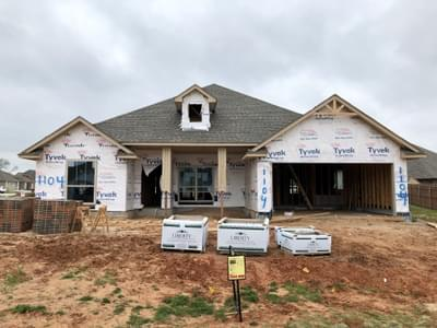 New Home for Sale in Oklahoma City, 1104 SW 136th Court