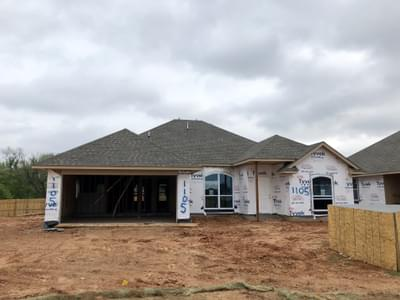 New Home for Sale in Oklahoma City, 1105 SW 136th Court