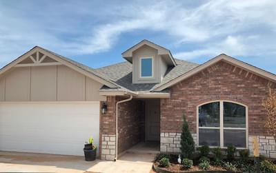 New Home for Sale in Norman, 3916 Colefax Lane