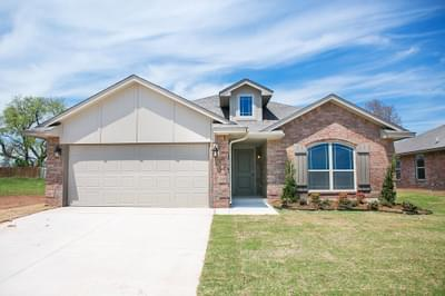 New Home for Sale in Norman, 505 Talon Drive