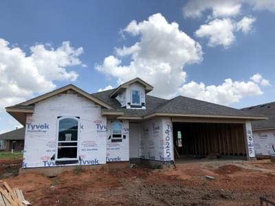 New Home for Sale in Oklahoma City, 9025 SW 48th Terrace