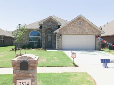 New Home for Sale in Edmond, 2524 NW 194th Street