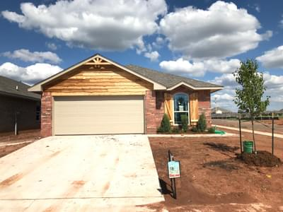 New Home for Sale in Edmond, 19704 Brunswick Court