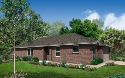 The Jasmine New Home in Oklahoma