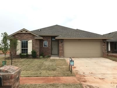 New Home for Sale in Edmond, 19705 Taggert Drive