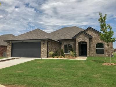 New Home for Sale in Broken Arrow, 113 S 47th Street