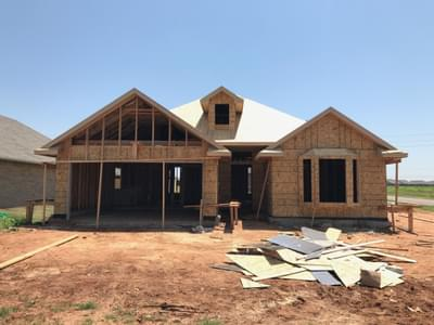 New Home for Sale in Edmond, 2528 NW 193rd Street