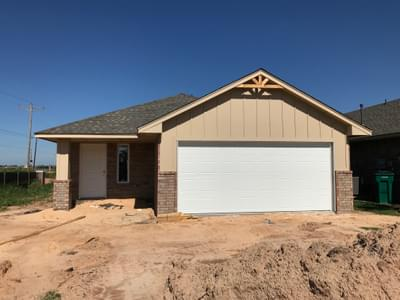 New Home for Sale in Yukon, 3000 Tenkiller Drive