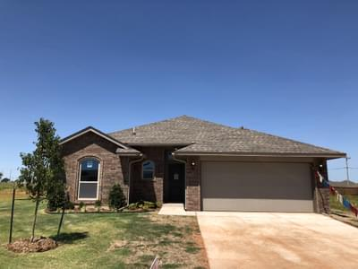 New Home for Sale in Oklahoma City, 9001 SW 46th Street