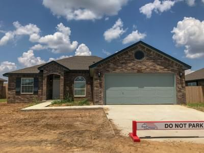 New Home for Sale in Tulsa, 14817 E 39th Place South