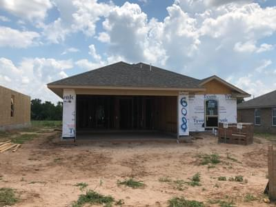 New Home for Sale in Norman, 608 Alpomado Street