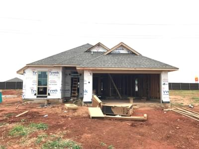 New Home for Sale in Edmond, 2516 NW 193rd Terrace