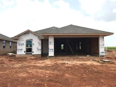New Home for Sale in Edmond, 2516 NW 197th Terrace