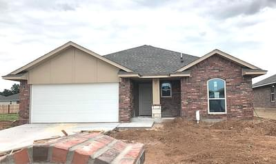 New Home for Sale in Norman, 609 Alpomado Street