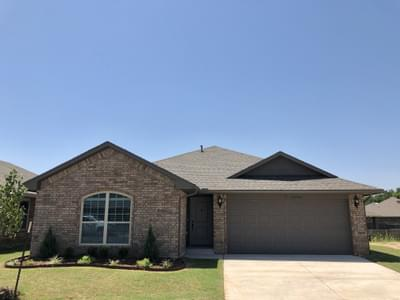 New Home for Sale in Yukon, 10720 SW 30th Street