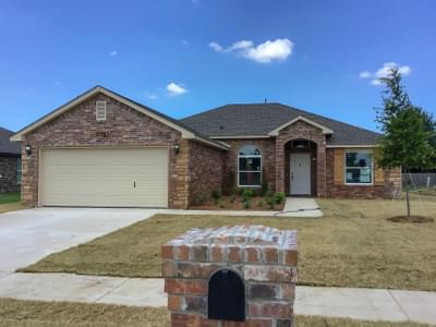 New Home for Sale in Broken Arrow, 20941 E 40th Place S
