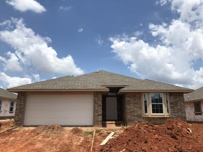 New Home for Sale in Oklahoma City, 9021 SW 48th Terrace